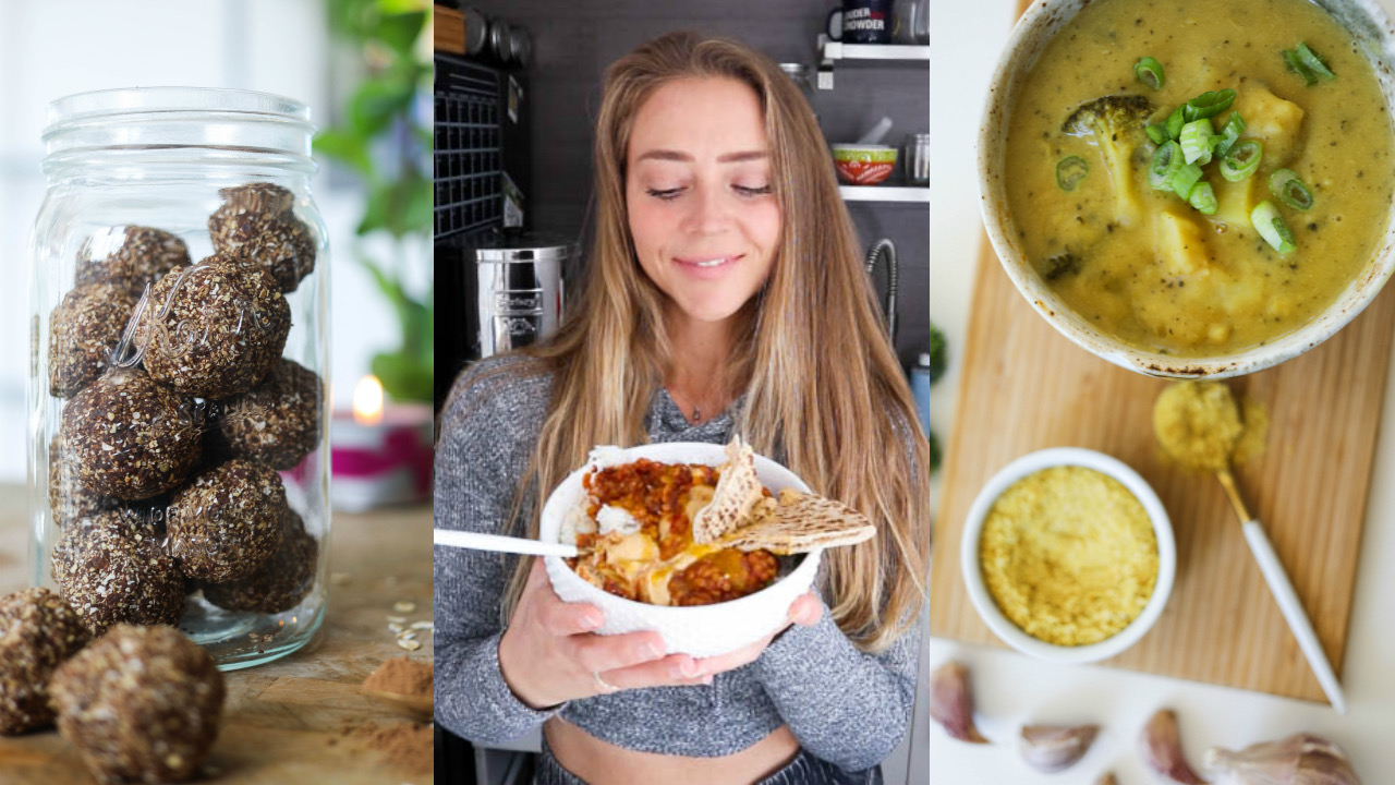 10 Staple Meals I Eat Every Week